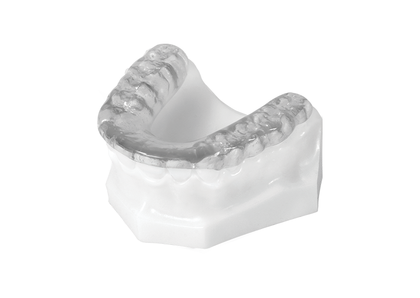Universal Joint Menu >> Standard Splint (Hard Acrylic Night Guard) - Universal Orthodontic Lab